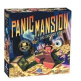 Asmodee Panic Mansion - Das tanzende Spukhaus Geschicklichkeitsspiel - 1