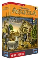 Lookout Games 22160028 - Agricola, Kennerspiel von Uwe Rosenberg - 1