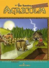 """Lookout Games LOG00030 - Agricola """"Moorbauern"""", Erweiterung - 1"""