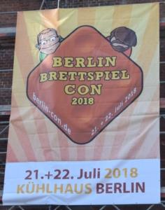 Berlin Brettspiel Con 2018 im Kühlhaus