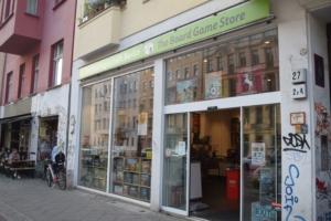 Brettspielgeschäft, Eberswalder Straße 27 in Berlin
