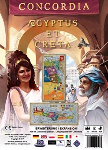 Concordia: Aegyptus & Creta Front