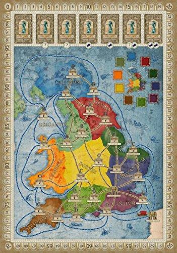 Concordia: Britannia & Germania Front