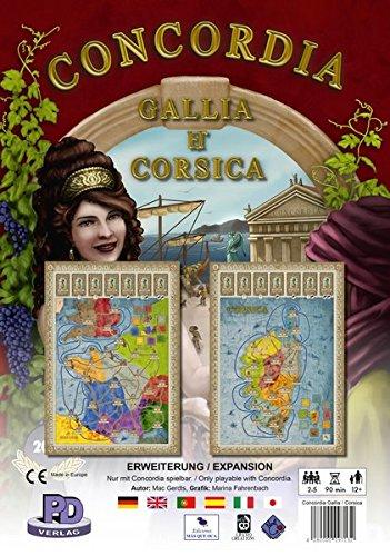 Concordia: Gallia & Corsica Front