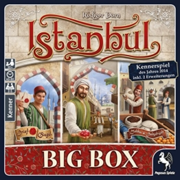 Istanbul Big Box Front