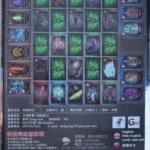 Dungeon Duel: Box Rückseite